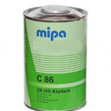 Mipa 2K HS 2+1 C-86 Лак с сильной защитой от УФ