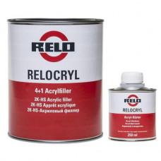 RELO 2К HS 4+1 Грунт наполнитель (комплект)  1.25л