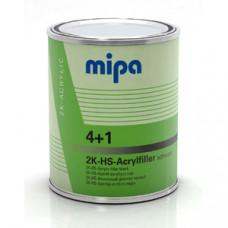 Mipa 2K HS 4+1 Acrylfiller Грунт наполнитель  до 300 мкм,комплект